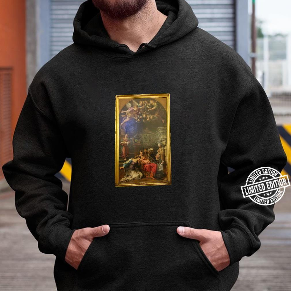 BLACKEXL brand S.T.S.1. Shirt hoodie