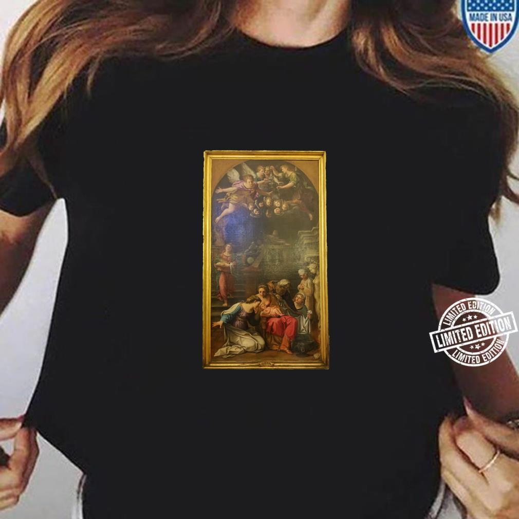 BLACKEXL brand S.T.S.1. Shirt ladies tee