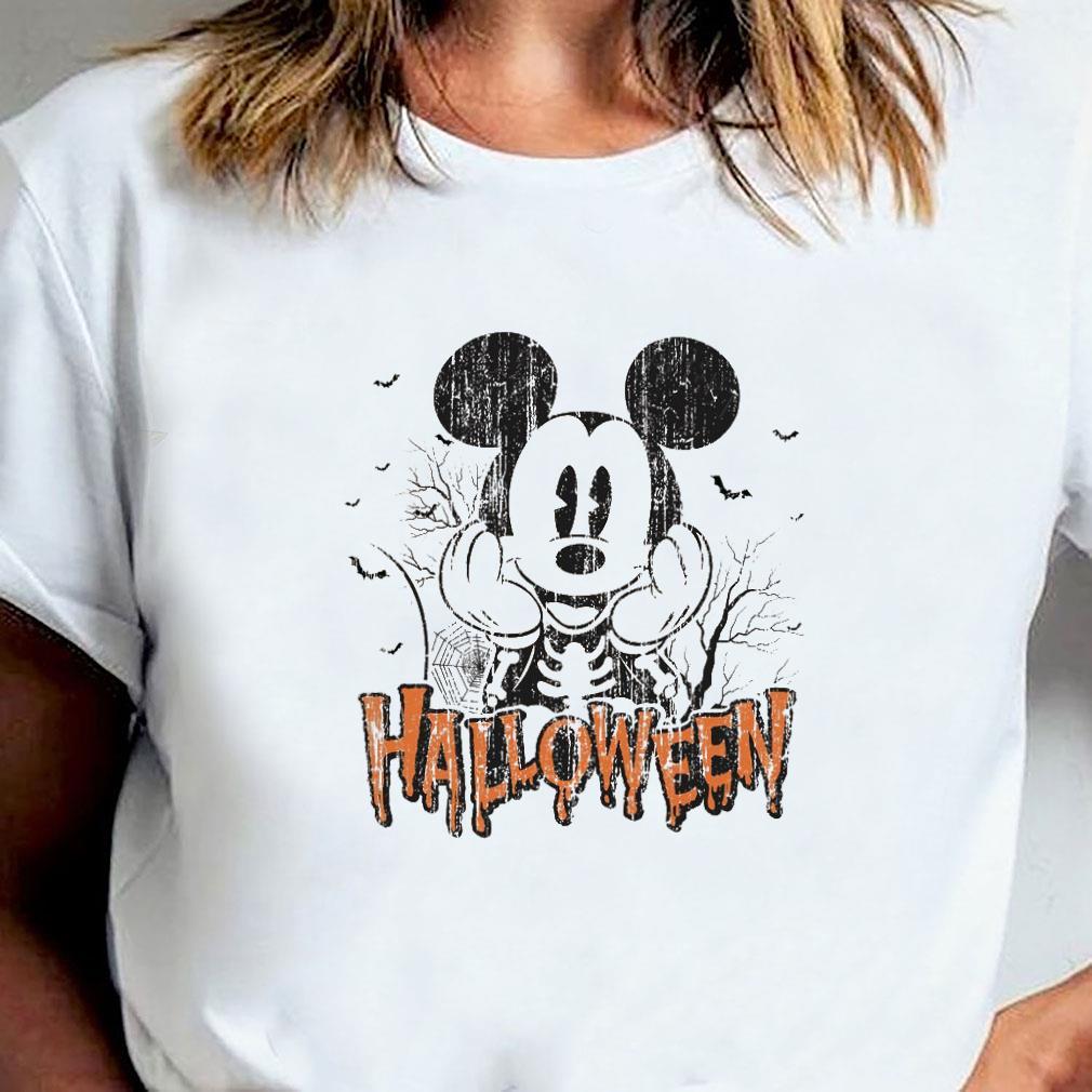 Vintage Disney Ride Shirt ladies tee