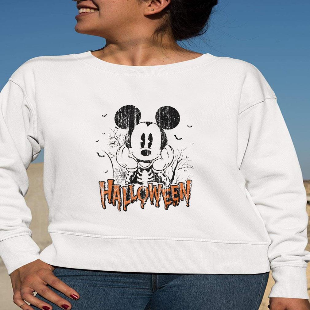 Vintage Disney Ride Shirt long sleeved