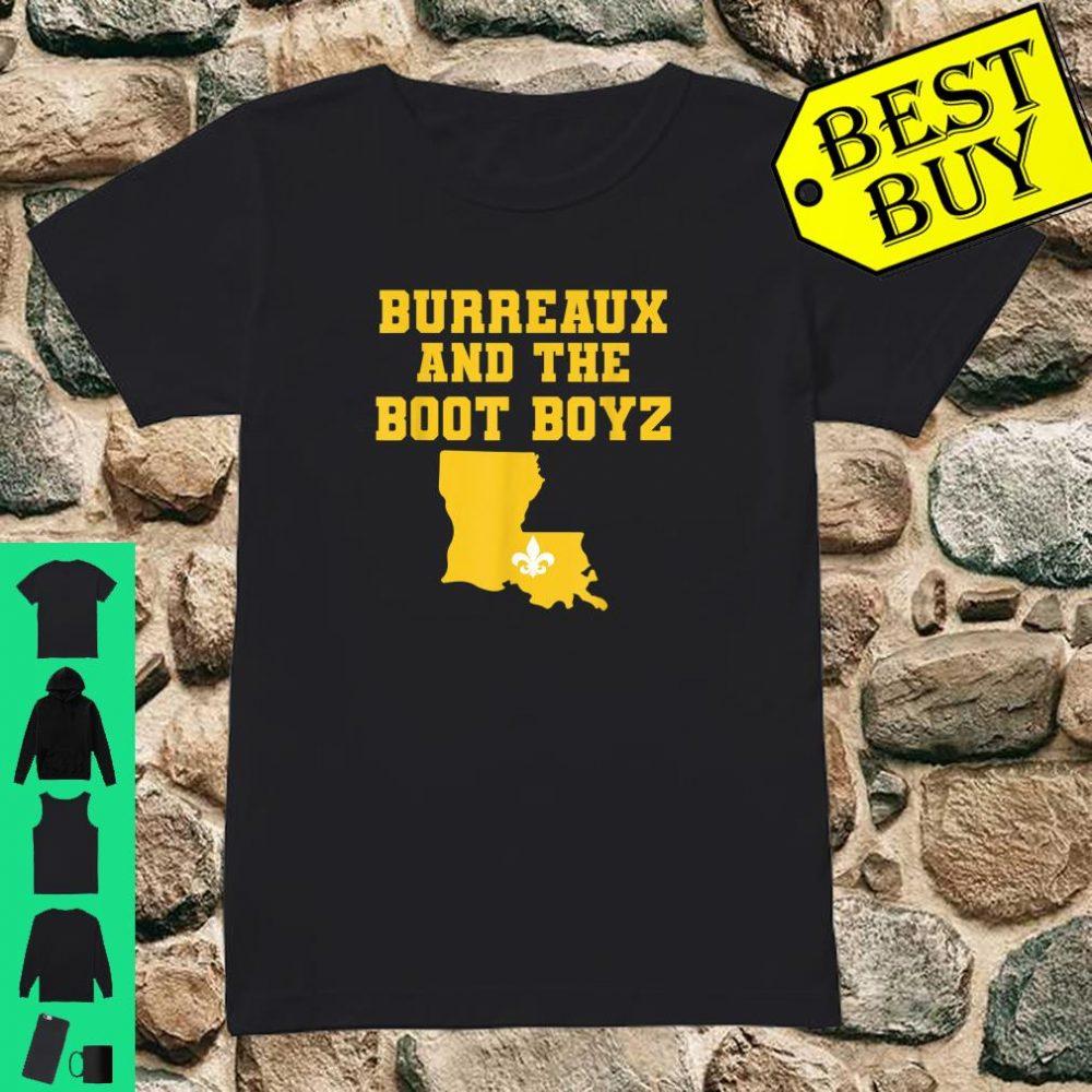 Burrow and the boot boys shirt ladies tee
