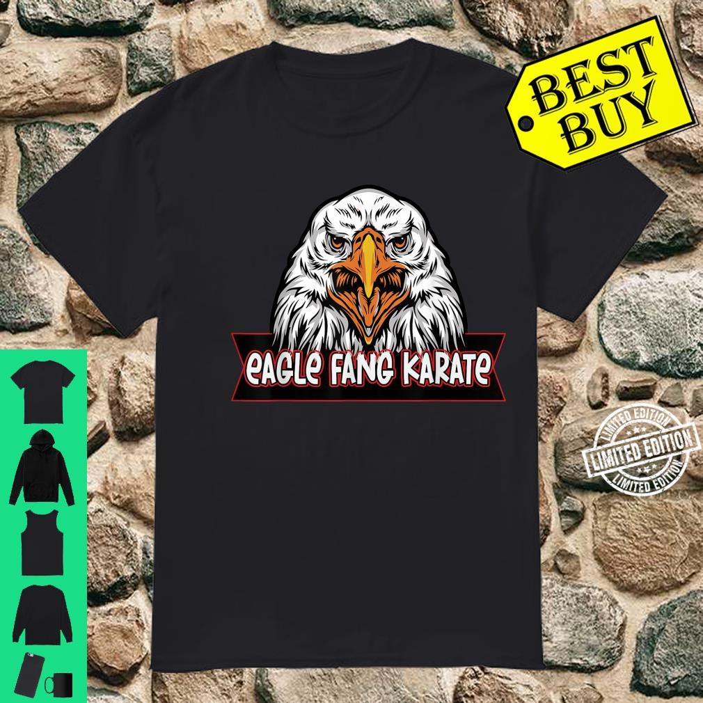 Eagle Fang Karate design Shirt