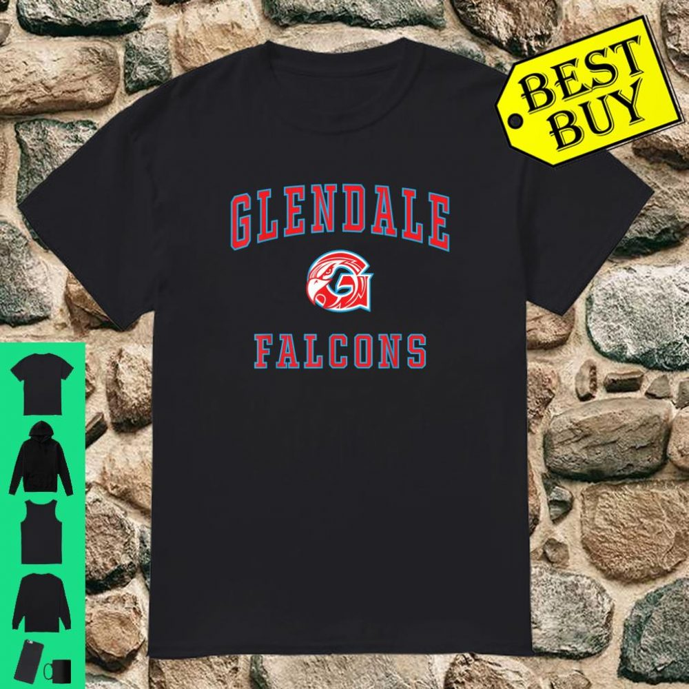 Glendale High School Falcons shirt