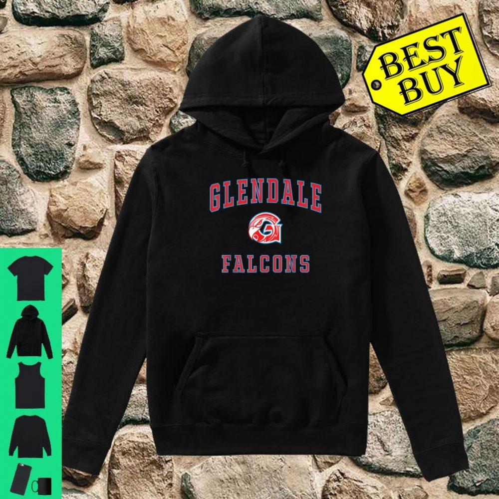 Glendale High School Falcons shirt hoodie
