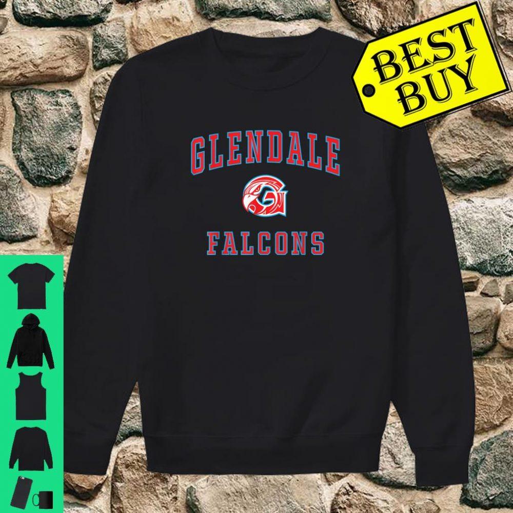 Glendale High School Falcons shirt sweater