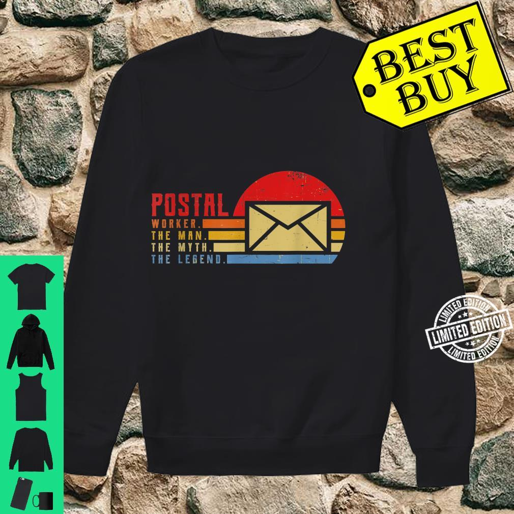 Mailman The Man The Myth The Legend Idea for Messenger Shirt sweater