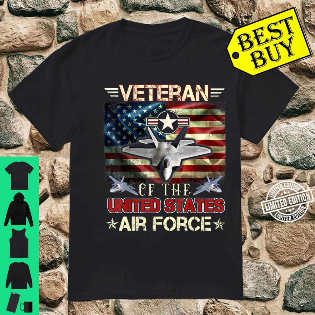 Veteran of the United States US Air Force USAF Shirt
